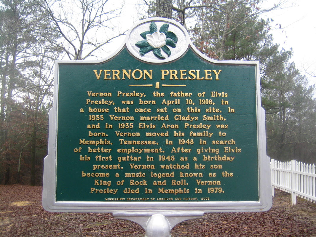 Image result for vernon presley marker