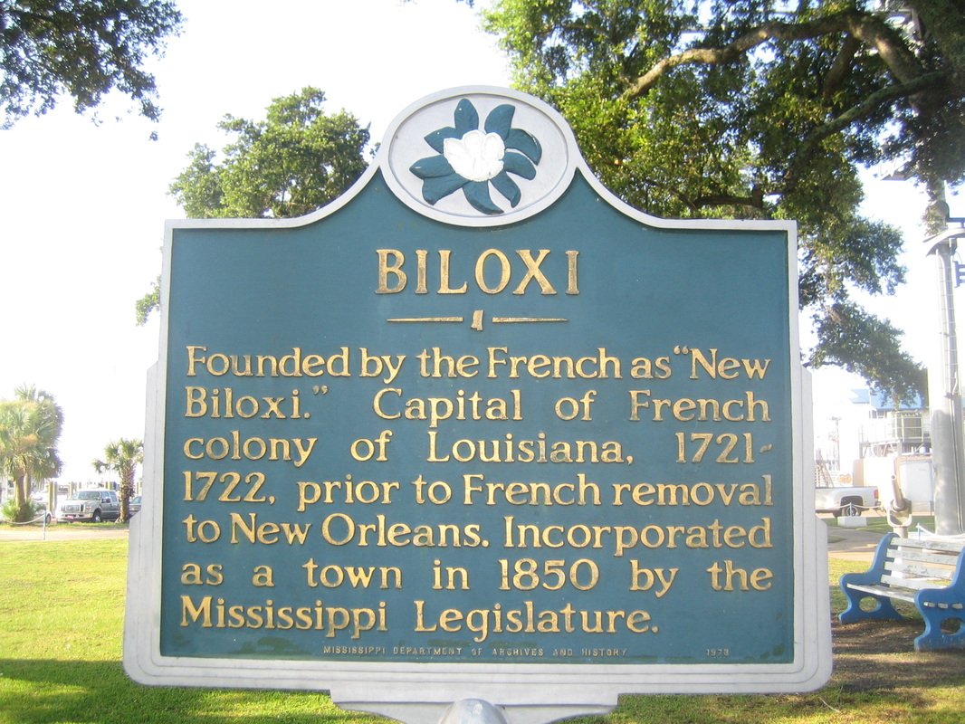 Image result for biloxi mississippi istorical marker at the Biloxi Lighthouse, U.S. Route 90, B