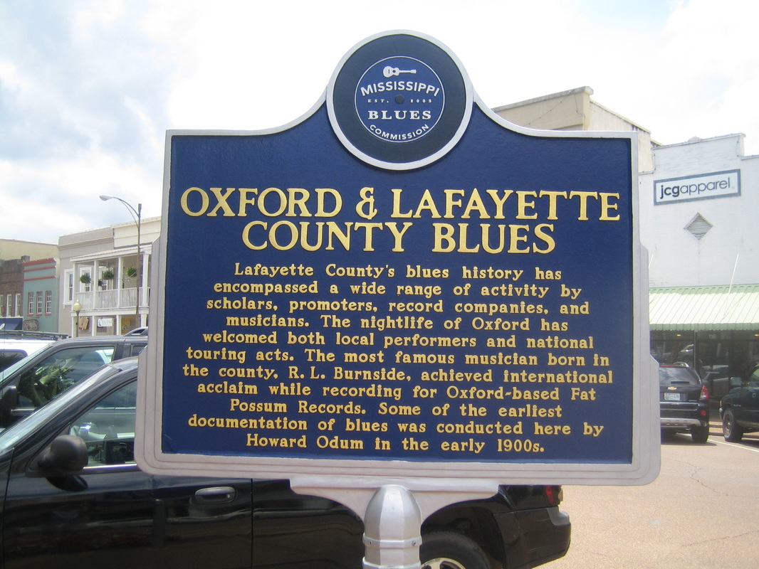 Oxford - MISSISSIPPI HISTORICAL MARKERS
