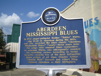 Blues Trail - MISSISSIPPI HISTORICAL MARKERS